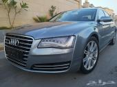 أودي A8 سعودي 2011 نظيف جدا