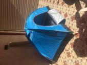 خيمة المبيت