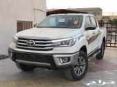 هايلكس غمارتين S-GLX دبل 2018 فل سعودي93000