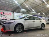 افالون ليمتد سعودي موديل 2017 ماشي500كيلو