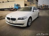 BMW 530i موديل 2013 تحت الضمان