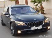 BMW الناغي 2009 نضيف  740L  ...