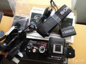 كاميرا سوني A7 R فل فريم نظيف جدا بالصور