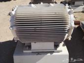 للبيع محركات ( 170 - 200 حصان ) ABB MOTORS