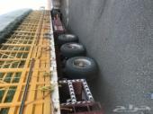 جوانب عالية 15 متر ثلاث محاور