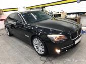 BMW740 موديل 2012