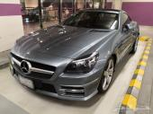 للبيع سيارة مرسيدس كشف SLK 200 موديل 2013