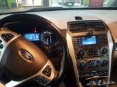 سيارة فورد أكسبلورر موديل 2015 نظيف