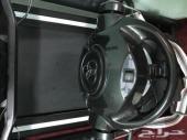 سير كهربائي مع جهاز تكسير دهون