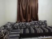 شقة مفروشة للايجار الشهري مقابل الراشد مول