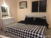 اثاث غرفة نوم مستعمل (بدون دولاب)