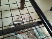 سرير حديد مستعمل للبيع