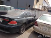 للبيع قطع غيار مستعمله BMW 745 il