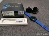 Samsung Gear Sport Blue نظيفة جدا