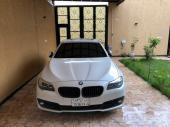 BMW 2015 520i luxury  ناغي فل كامل مصدوم