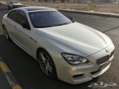 BMW650iفئةخاصة اللؤلؤة2013عقدصيانة مجاناسنتين