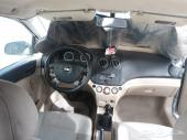 للبيع سيارة شيفرولية افيو 2010 مانيوال