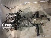02-07 بورش كايين S مكينة قير دبل وقطع آخرى