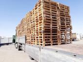 طبليات خشب جديد ومستعمل