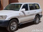 لاندكروزر 2002 GXR