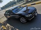 BMW 740 Li 2014 بي ام دبليو اسود شبه جديد 740