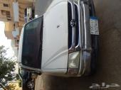 للبيع سياره هايلكس 2002 غمارتين مكيفة