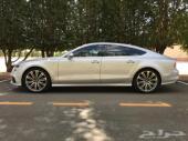 اودي اي7 شبه جديد 2014 Audi  A7