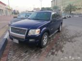 فورد اكسبلورر 2008 نص فل XLT سعودي 17500