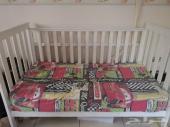 سرير اطفال من مذر كير