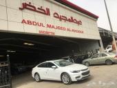 شفروليه ماليبو 2018 LTZ لدي معرض عبدالمجيد الخضر للسيارت الرياض الشفاء