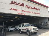 تويوتا ربع استاندر رفرف 2018 سعودي لدي معرض عبدالمجيد الخضر للسيارت الرياض