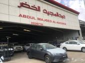 تويوتا كورولا xle الموديل 2019 بريمي  لدى معرض عبدالمجيد الخضر للسيارت الرياض الشفاء