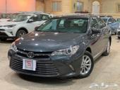 تويوتا كامري 2017 GLX فل كامل سعودي