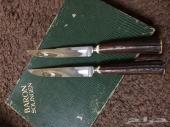 سكين الماني قرن غزال