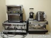 شراء معدات المطاعم وأدوات الكوفي شوب