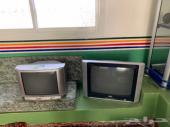 للبيع 2 تلفزيونات