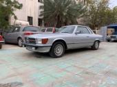 مرسيدس بنز SLC300  1977