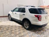 فورد اكسبلورر 2012 دبل 4WD