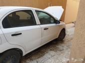 للبيع  سياره افيو موديل 2009 ( تشليح)