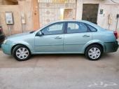 للبيع سيارة اوبترا 2006 ممشى 138000