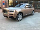 رولز رويس Rolls-Royce Cullinan