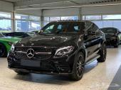 مرسيدس Mercedes-Benz GLC Coupe 4Matic 250