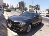BMW 73LI للبيع موديل 2015