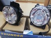 كشافات ضباب LED لاندكروزر 2012-2015