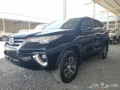 فورتشنر 2018 سعودي VX2 اصفار اقل سعر