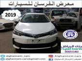 تويوتا كرولا XLi سعودي 2019 سعودي