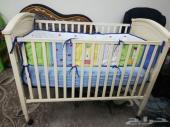 سرير اطفال جونيور للبيع