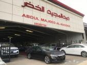 هوندا اكورد فل كامل 2018لدي معرض عبدالمجيد الخضر للسيارت الرياض الشفاء