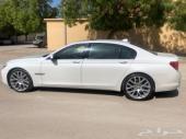 BMW 750 2011 بي ام 750 فل كامل خمس أزرار