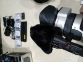 كاميرا كانون بكل اغراضها